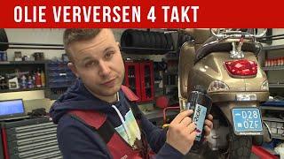 OLIE VERVERSEN 4 TAKT | VOL GAS MET JOEY
