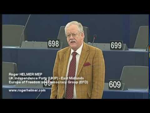 'I never asked for European citizenship and I reject it' - Roger Helmer