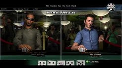 world series of poker 2008 battle for the bracelets  -  ( Xbox 360 - PlayStation 3) - Gameplay - HD