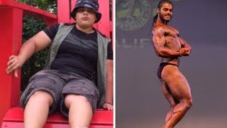 Weight Loss Transformation To Natural Bodybuilding/motivation Video