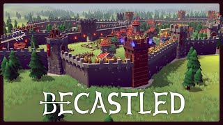 The Boys attempt to build their very own castle town and things take a turn for the worst.