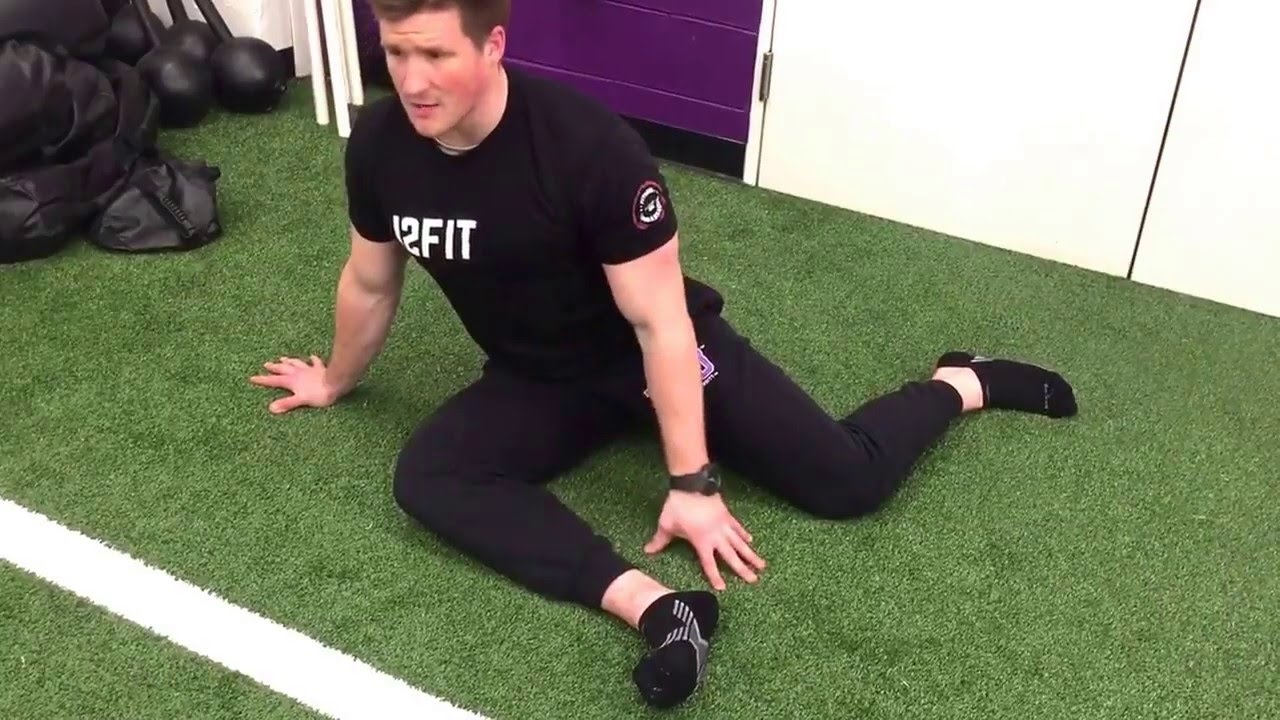 90:90 Hip Mobility + FRC Isometric Contractions (PAILS and RAILS)