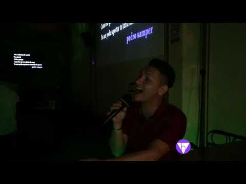 Pavel Arambula tu falta de querer (karaoke version)