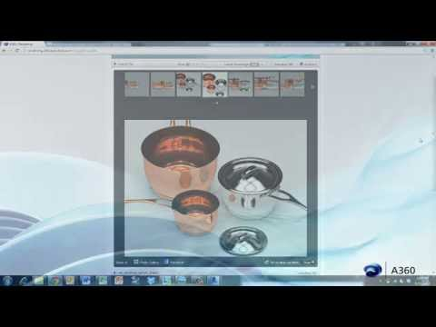 Rendering in Autodesk® A360