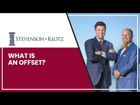 What Is An Offset?