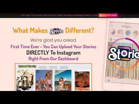 """Insta-Stories"" + $107 Prize Contest"
