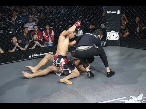 Arena Tour 6 (Ramiro Capellari vs Marcelo Bustos)