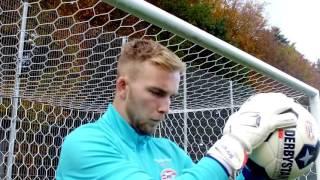 PSV keeper Hidde Jurjus kiest voor Stanno