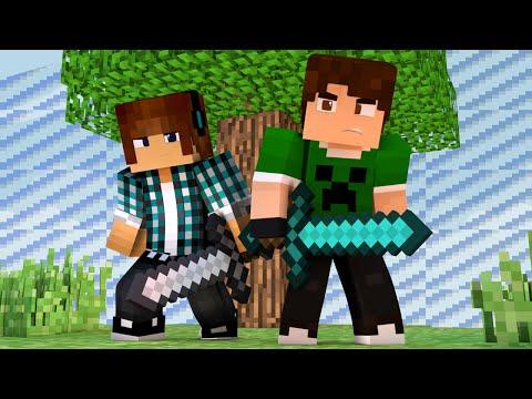 Minecraft: SKYWARS COM CAMPO DE FORÇA?! - MINIGAME NOVO