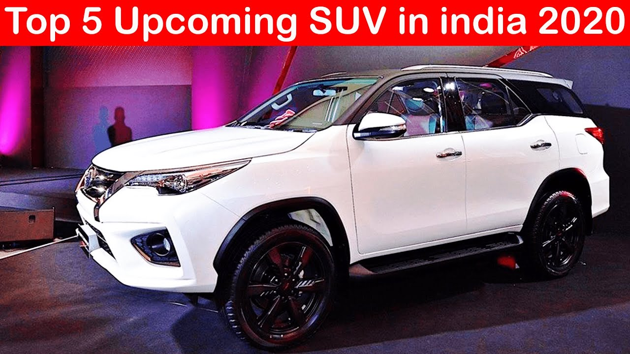 Top 5 Upcoming Suv In India 2020 Under 20 Lakh Youtube
