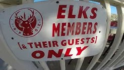 WE MOVED to the Elks Lodge, St Augustine, FL, Jan. 12th, 2017