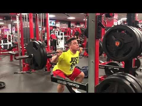 Teen Bodybuilder | Leg Workout Voiceover | Grow Your Quads