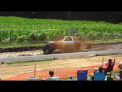 New Paris Speedway Mud Bog 7-29-12