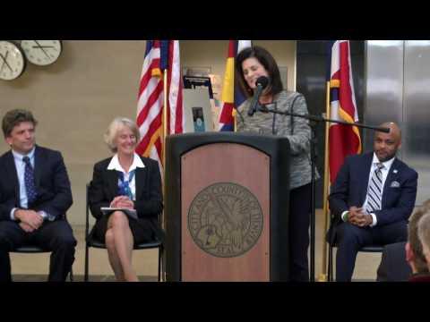 Denver's First Female District Attorney