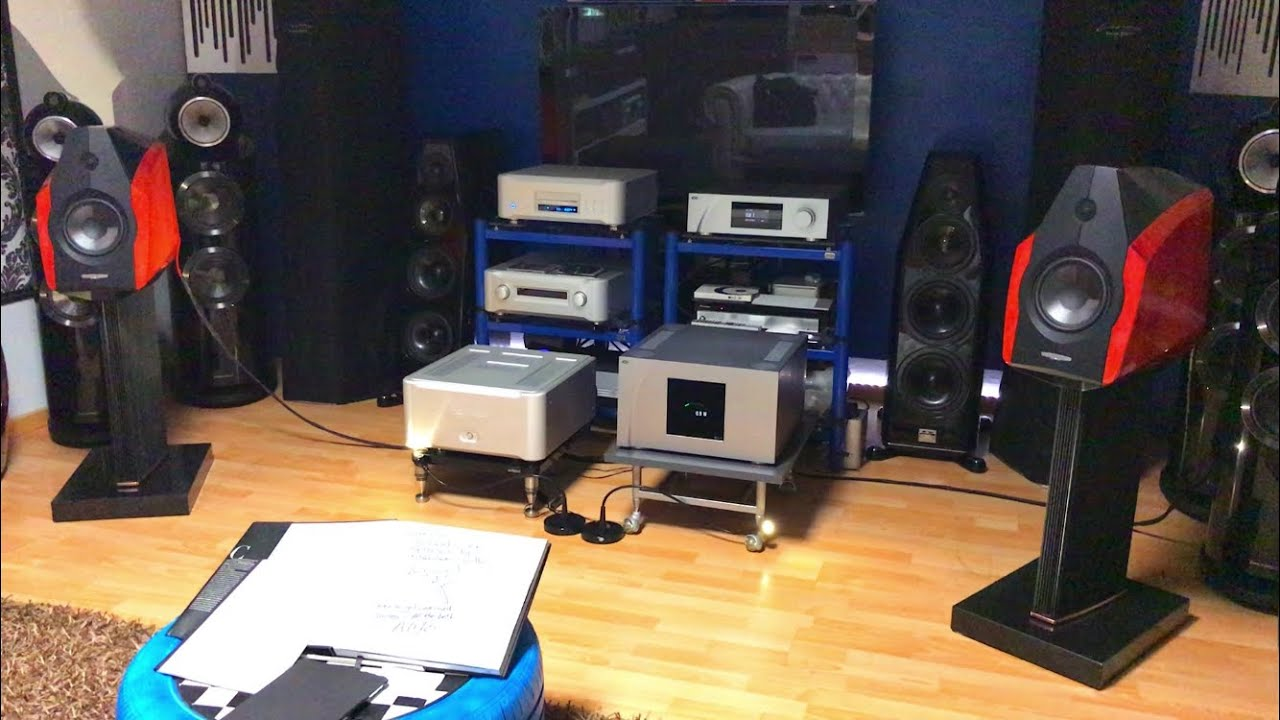Sonus faber EXTREMA: Falling in love with a Loudspeaker