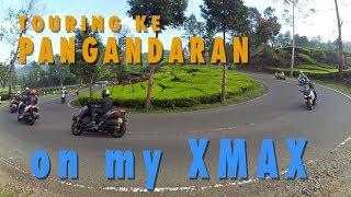 Touring Pangandaran With Xmax Bandung Community Part 2