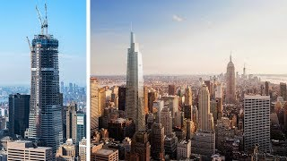 One Vanderbilt | New York's Modern Empire State Build.: New Integrated High-Speed Building Technique