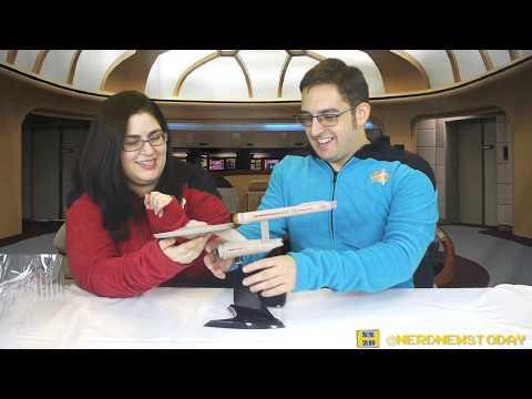 """Starship Legends: USS Enterprise"" Review"