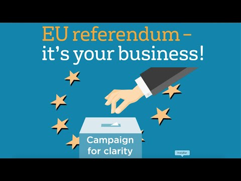 UK200Group - EU Referendum debate - Campaign for Clarity