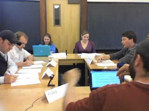 Vermont Law School Envt'l Simulation