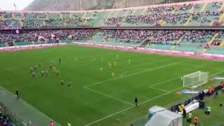 Video Gol Pertandingan Palermo vs Parma