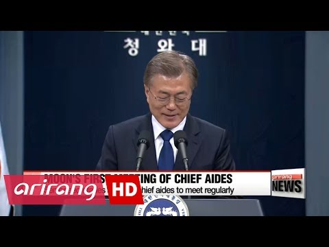 Pres. Moon to Cut Special Allowance Allocated to Pres. Secretary's Office to Fund Job Creation