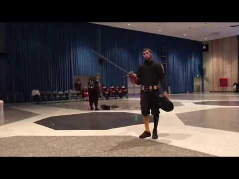 HEMA Demonstration by Kron Martial Arts (UCLA, 2017)