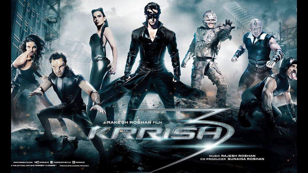 Krrish 3 Movie Review Hrithik Roshan Priyanka Chopra Kangna Ranaut Vivek Oberoi