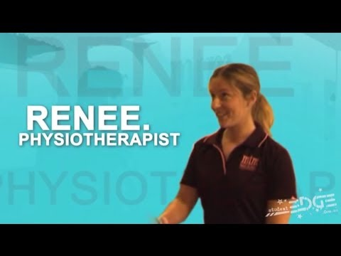 I Wanna Be a Physiotherapist · A Day In The Life Of A Physiotherapist