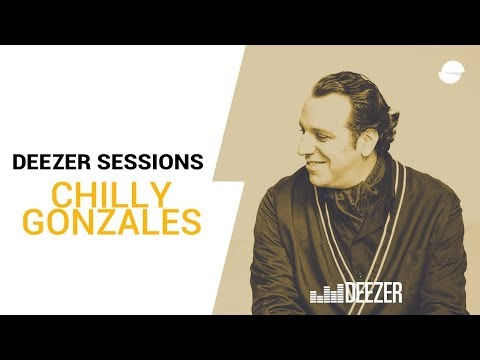 Chilly Gonzales - Odessa - Deezer Session