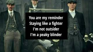 Otnicka - Where Are You | PEAKY BLINDER | Lyrical Video Song