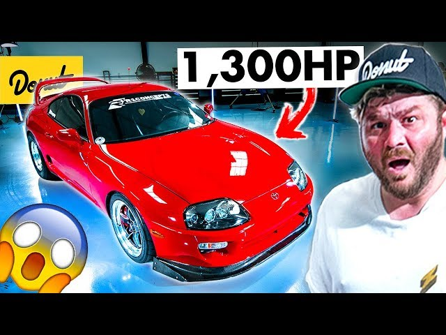 Why This Supra is TOO Fast for the 1/4 mile | Bumper 2 Bumper