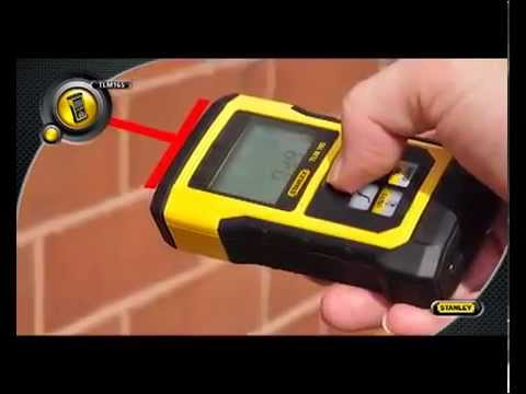 Stanley tlm stht дальномер лазерный youtube