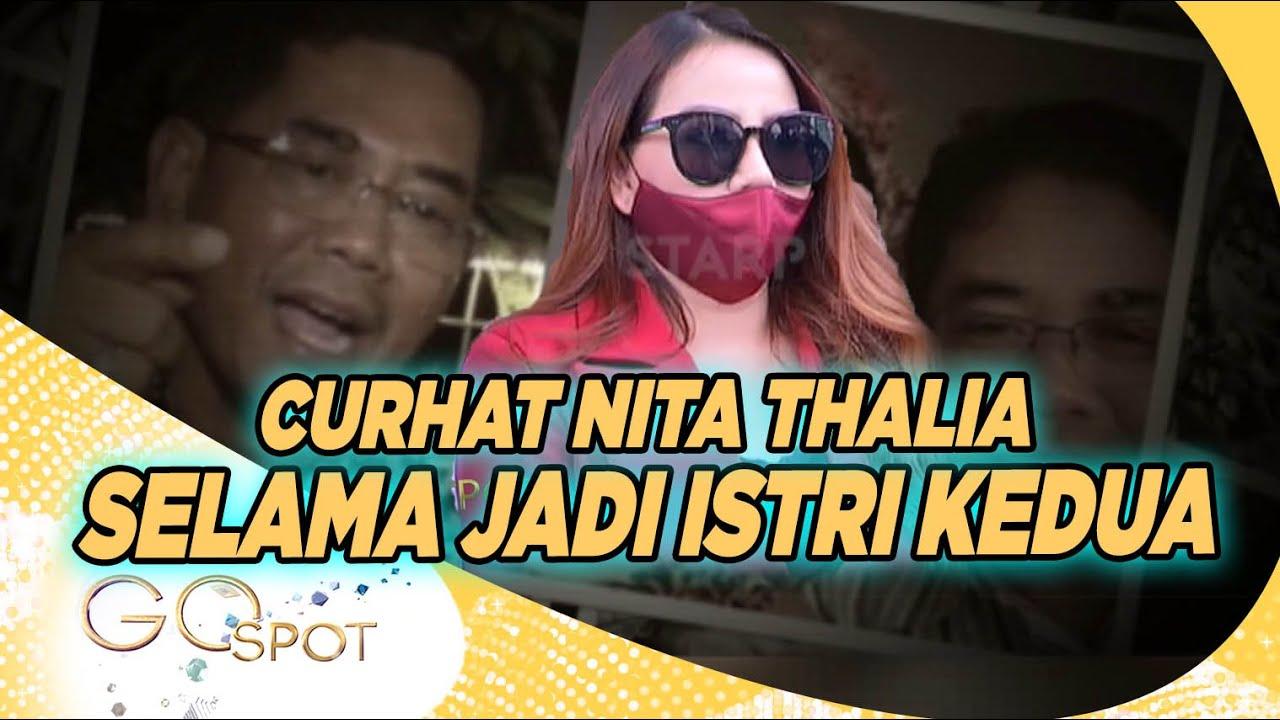 Mediasi Gagal, Nita Thalia Sampai 5 Kali Gugat Cerai Nurdin – GO SPOT 28/10