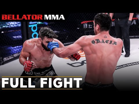 Full Fight | Neiman Gracie vs. Jon Fitch | Bellator 246