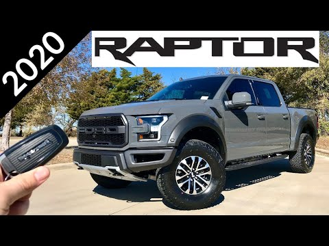 Is the 2020 Ford Raptor STILL the Baddest Half-Ton Truck?! (Posted Before Cybertruck Reveal!)