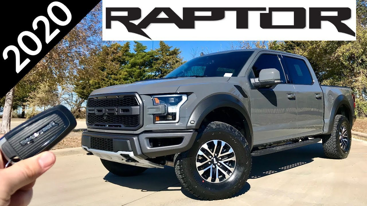 2020 Ford F150 Raptor Mpg Interior