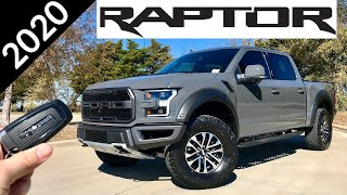 Is the 2020 Ford Raptor STILL the Baddest Half-Ton Truck?!