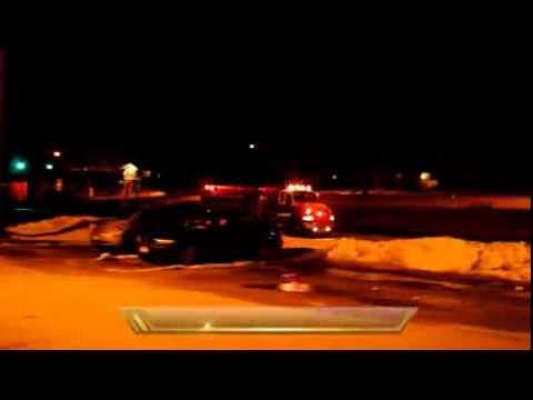 Fire Quick Clip: Fort Johnson FD Mutual Aid Response