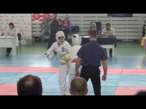 Александр Иванович Яковлев карате апрель 2017 Лесосибирск Краевые соревнования