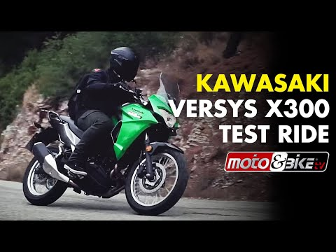 kawasaki versys x300 test ride youtube. Black Bedroom Furniture Sets. Home Design Ideas