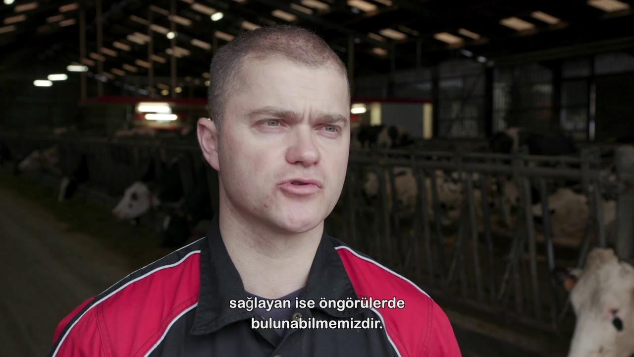 Lely Astronaut - Testimonial - Franck Pérodin (Türk / Fransa)