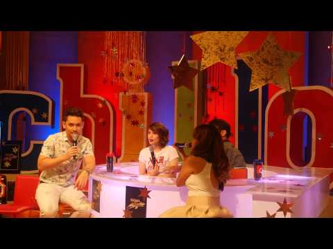 Jessy and JM Kissed On ASAP ChillOut