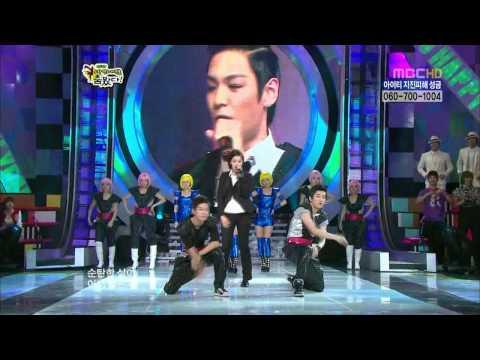 T-ara Eunjung - imitated TOP Bigbang