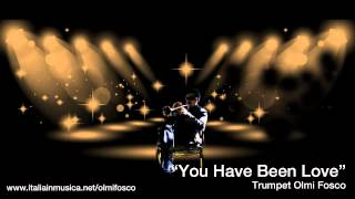 """....tributo a george michael """"you have been love"""" trumpet olmi fosco"""