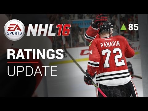 NHL 16 JANUARY ROSTER UPDATE!