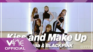 SECRET NUMBER Dance Performance / Dua Lipa & BLACKPINK - Kiss and Make Up