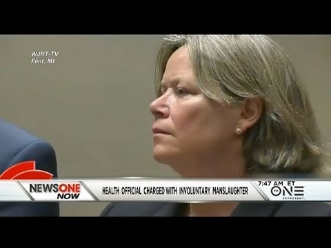 Top Health Official Charged With Involuntary Manslaughter In The Flint Water Crisis