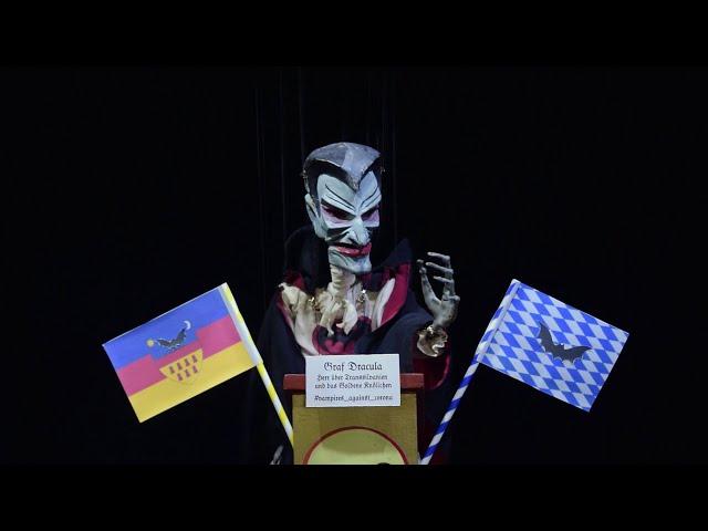 Die Pressekonferenz (Vampire im Lockdown – Folge 6)