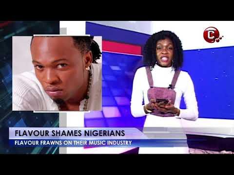 Flavour shames Nigerians